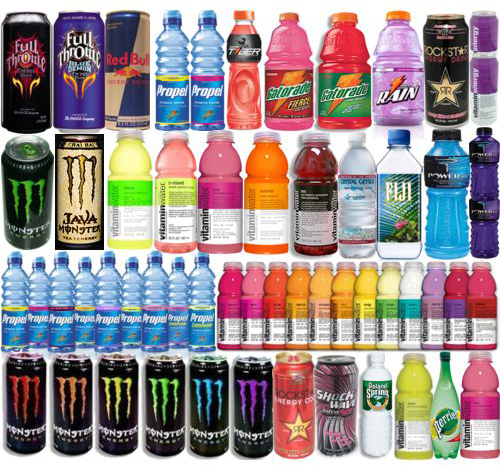 High Energy Foods And Drinks