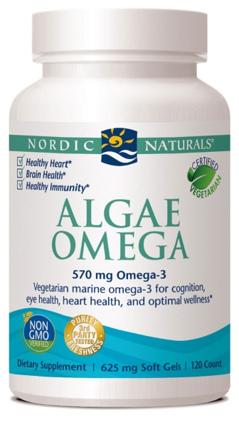 Yeast- Or Algae-Derived Long-Chain Omega-3's? | Fanatic Cook
