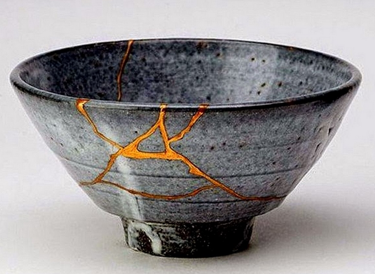 Kintsugi: The Aesthetics Of Repair | Fanatic Cook